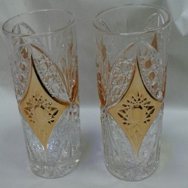 Crystal Drinking Highball Glasses B8