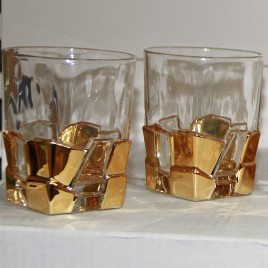 Crystal Drinking Shot Glasses A1
