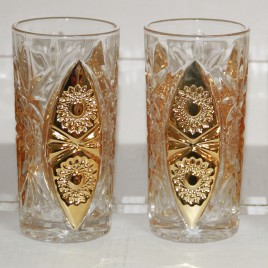 Crystal Drinking Highball Glasses B10