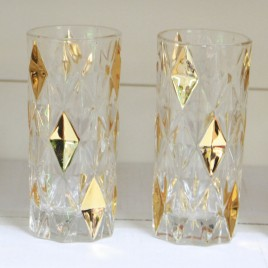 Crystal Drinking Highball Glasses B3