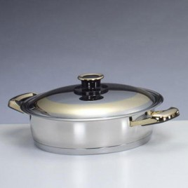 28cm Fry Pan and Cover