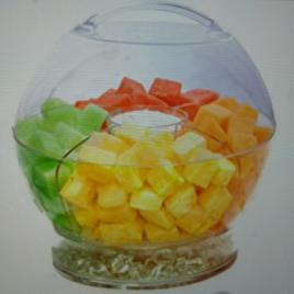 On Ice Fruit Salad Bowl